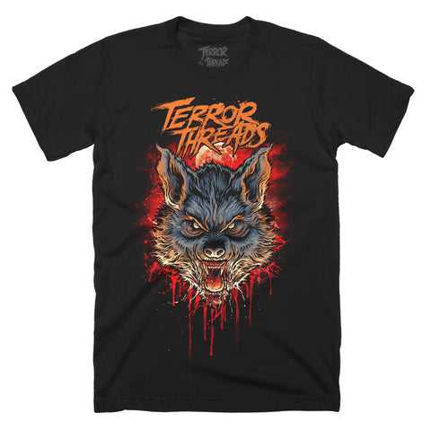 Blood Thirsty T-Shirt - TerrorThreads