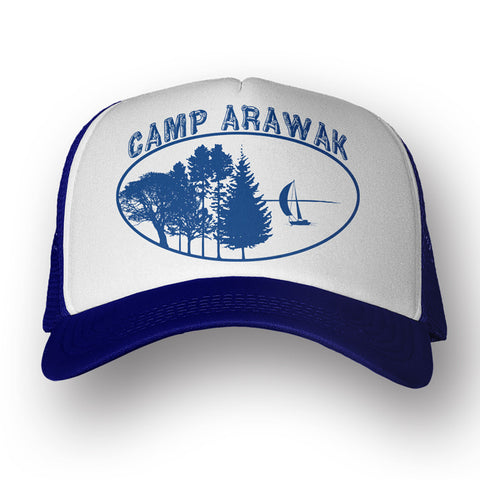 Sleepaway Camp Camp Arawak Trucker Hat