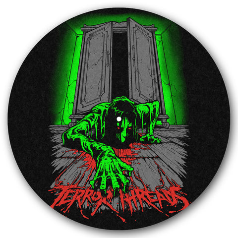 Coming For You Turntable Slipmat - TerrorThreads