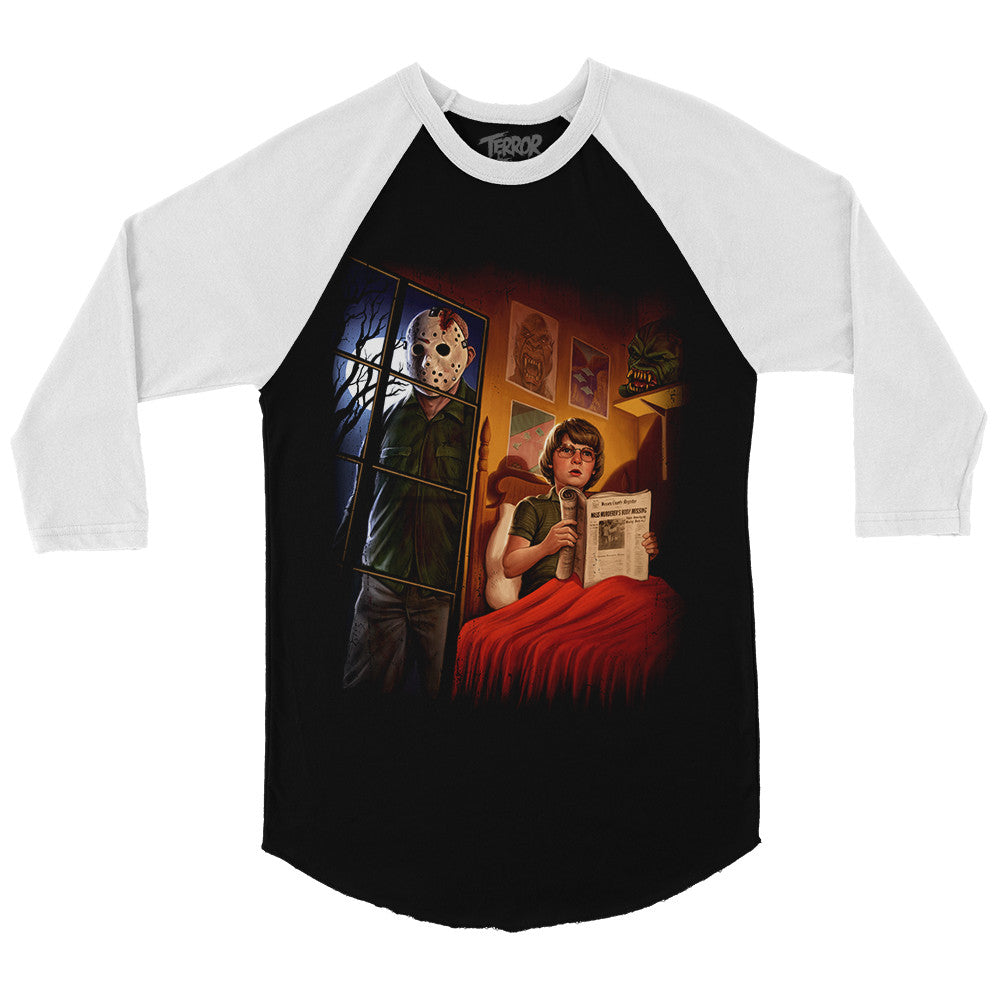 Limited Edition Creeped Out Baseball T-Shirt