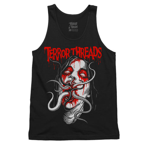 Good Mourning Tank Top - TerrorThreads