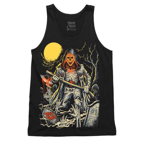 Graveyard Shift Tank Top - TerrorThreads