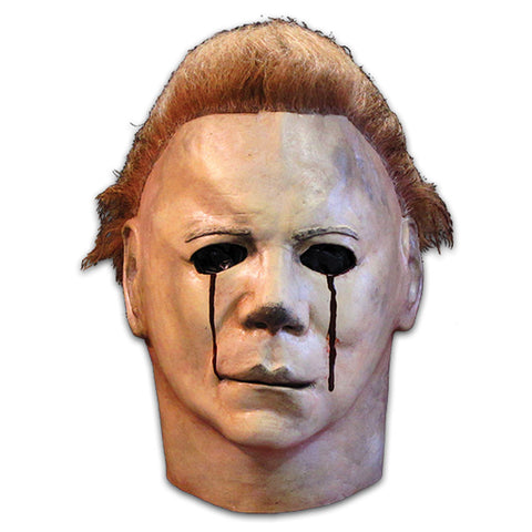 Halloween II Blood Tears Michael Myers Mask - TerrorThreads