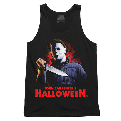Halloween He Came Home Tank Top