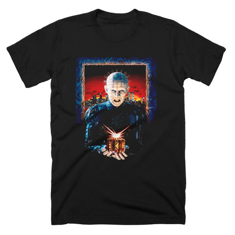 Hellraiser Hell On Earth T-Shirt - TerrorThreads