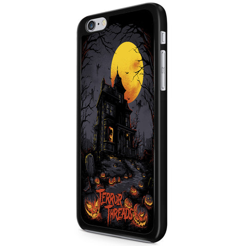 The Menacing Manor Phone Case - TerrorThreads - 1