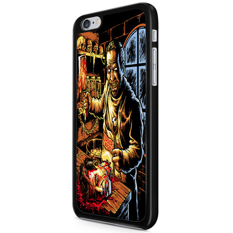 Midnight Chop Shop Phone Case - TerrorThreads - 1