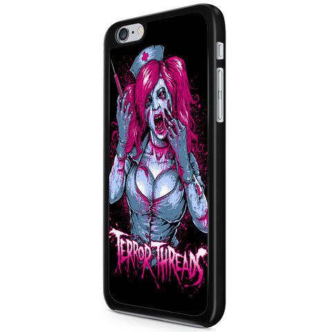 Midnight Nurse Phone Case - TerrorThreads - 1