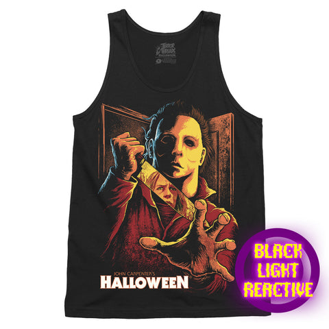 Halloween Night Of The Boogeyman Tank Top
