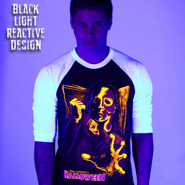 Halloween Night Of The Boogeyman Baseball T-Shirt