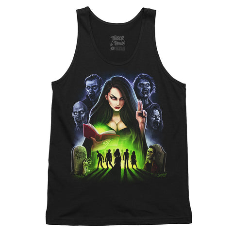 Queen Of The Dead Tank Top