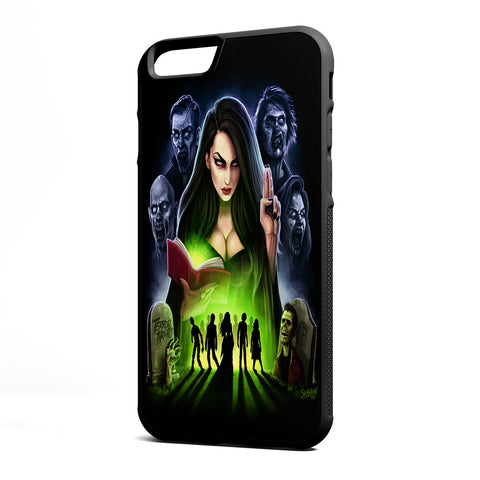 Queen Of The Dead Phone Case
