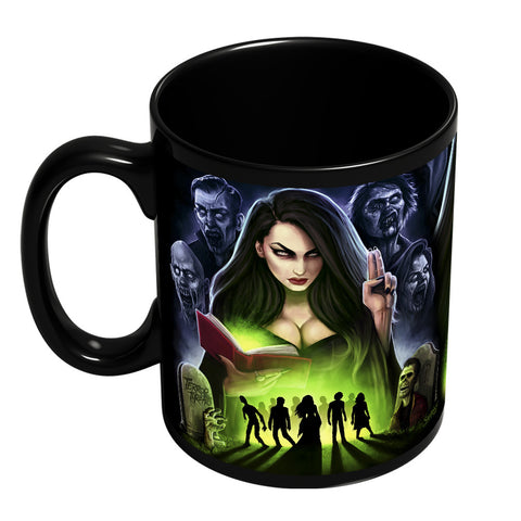 Queen Of The Dead Mug
