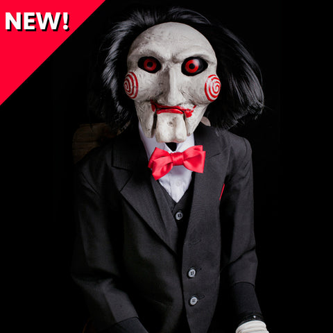 SAW - Billy The Puppet Prop