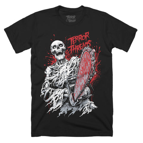 Sin and Bones T-Shirt - TerrorThreads - 1
