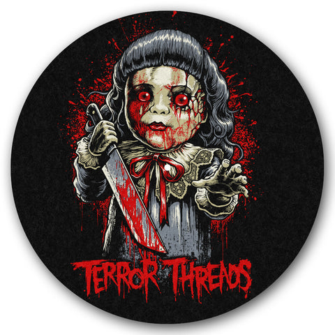Slaughter Sue Turntable Slipmat - TerrorThreads