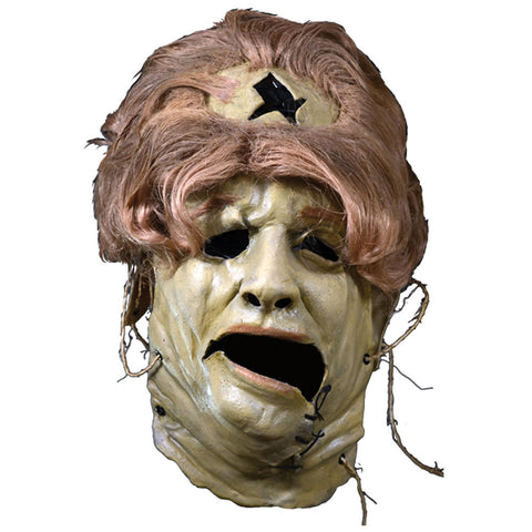 Texas Chainsaw Massacre Leatherface 1974 Grandma Mask - TerrorThreads - 1