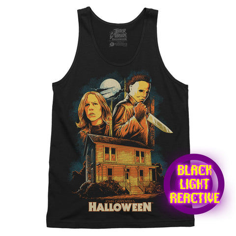Halloween The House That Michael Built Tank Top