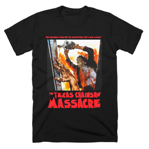 Texas Chainsaw Massacre What Happened Is True T-Shirt - TerrorThreads