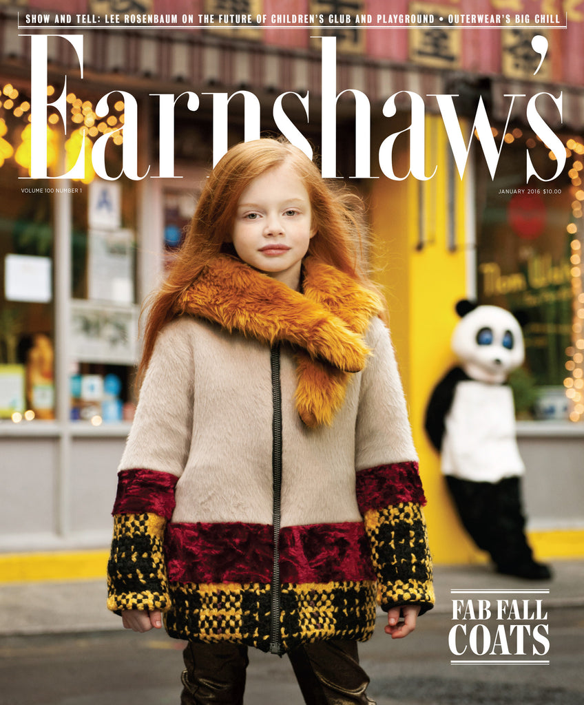 Earnshaws Magazine - January 2016
