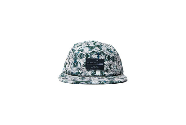 5 Panel Hat - Bodega Gray