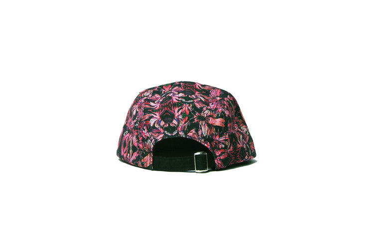 5 Panel Hat - Bodega Ruby