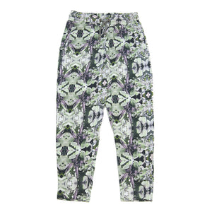 baby legging- Leaf Mint