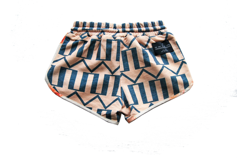 runners short- Arrow Peach