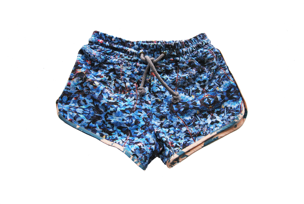 runners short- Field Ocean