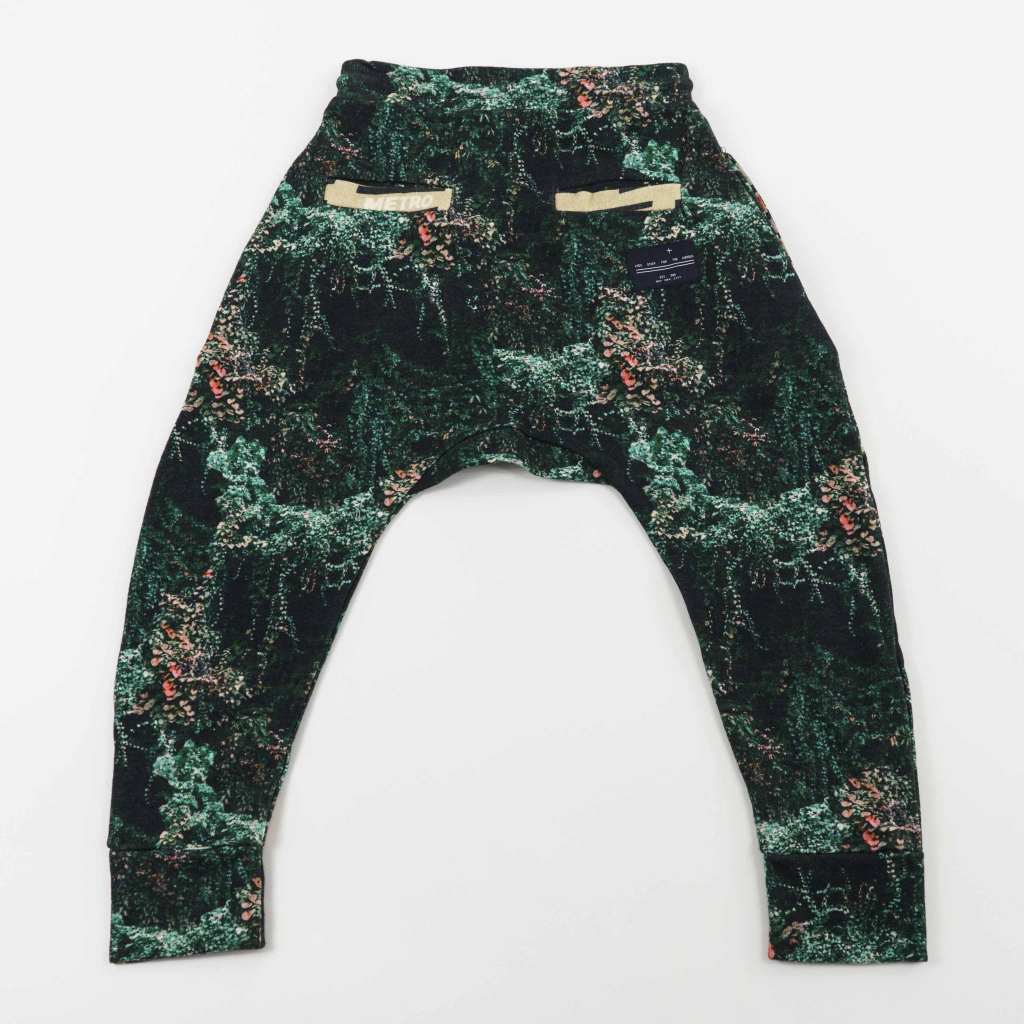SWEATPANT - JANGAL FOREST