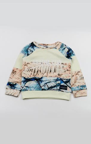 Sweatshirt - Hex Stripe