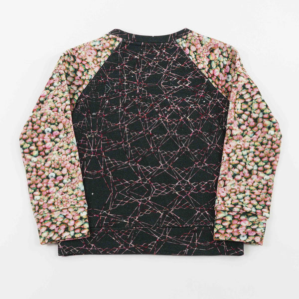 SWEATSHIRT - TAJ CHARCOAL