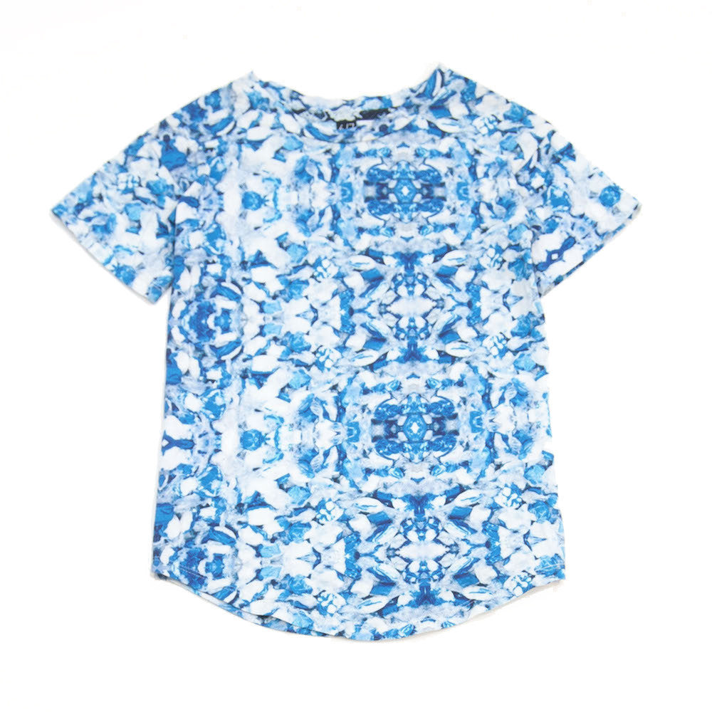 tshirt- Taffy Blue