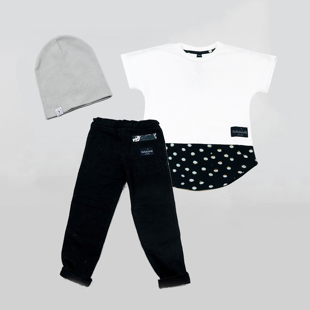Caleb Bundle - Black