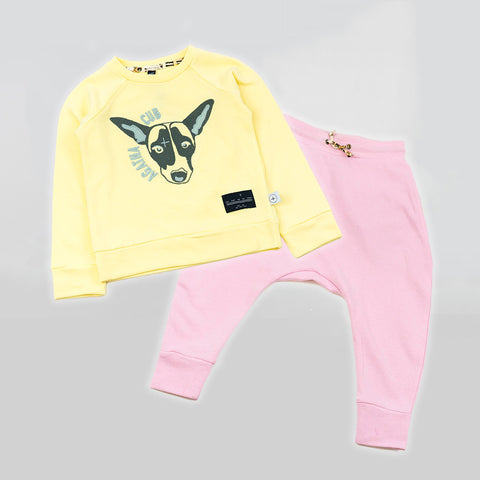 Sweat Set - Pastel