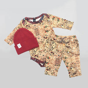 Rowan Bundle - Sand
