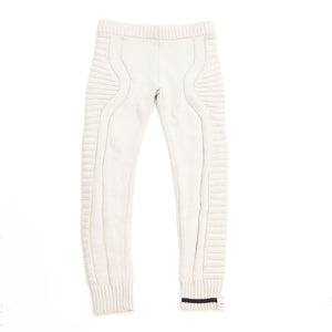 knit legging- Taupe