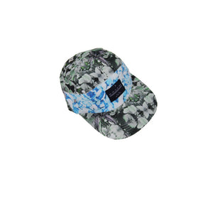 5 panel hat- Leaf Mint