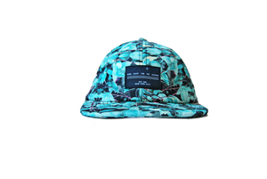 6 panel hat- Field Mint