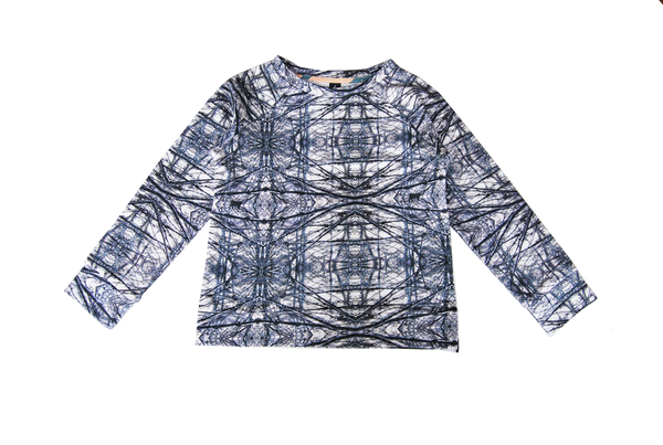 Sweatshirt - Wood Charcoal