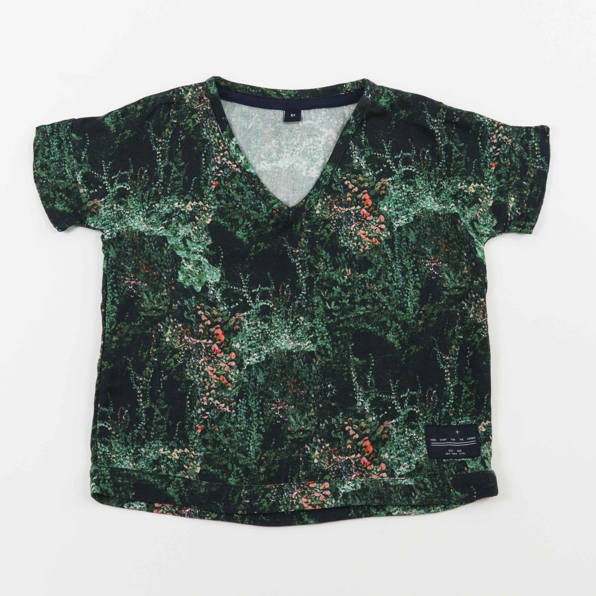 TSHIRT BLOUSE - JANGAL FOREST