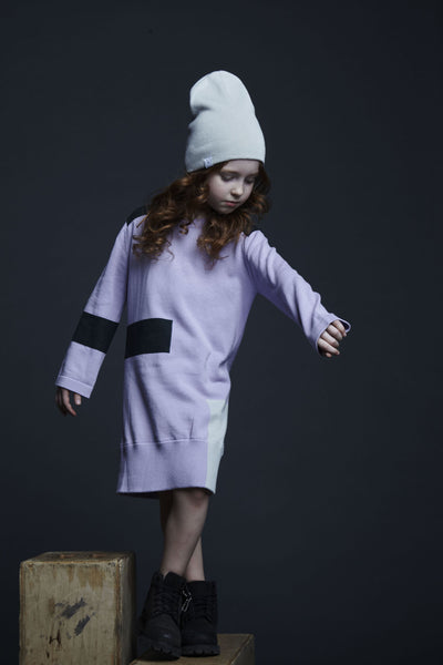 Knit Dress - Lila