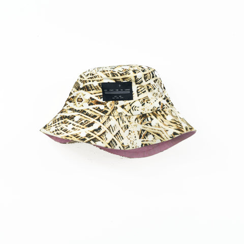 Bucket Hat - Zombie Tan