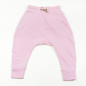 Drop Crotch Sweatpant - Pink