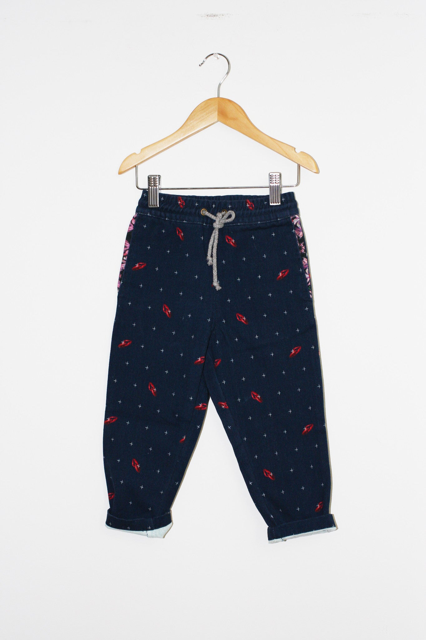 Chino pant - Lobster Navy