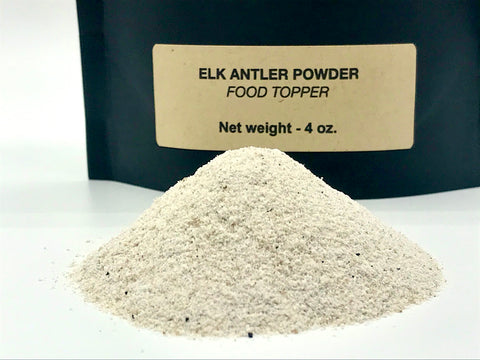 Elk Antler Powder - Dog Food Topper