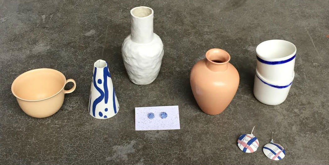 SMALLpieces ceramics products