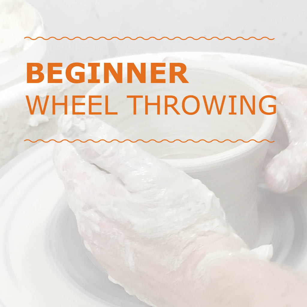 Beginner's Wheel Throwing Course
