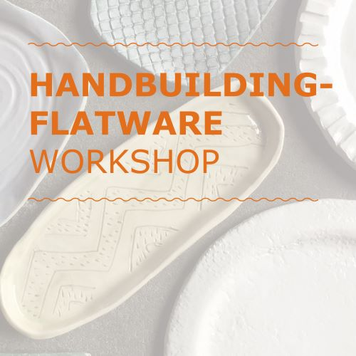 Handbuilding Flatware Workshop