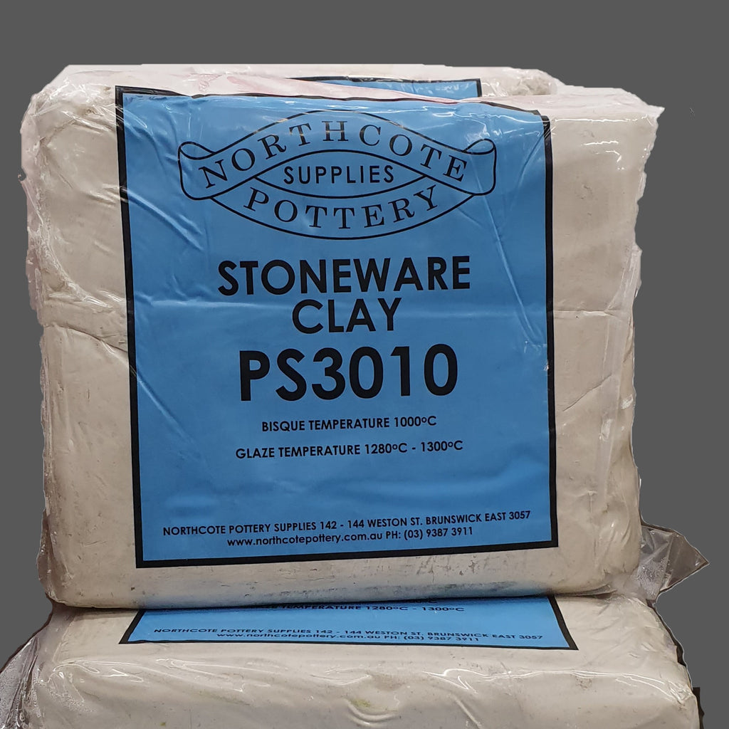 PS3010 - Northcote Pottery Stoneware Clay 10kg